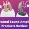 Personal Sound Amplification Products Review and Buyer's Guide 2021